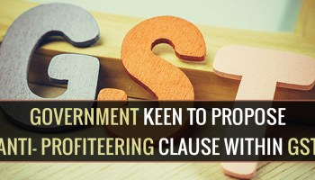 anti-profiteering clause